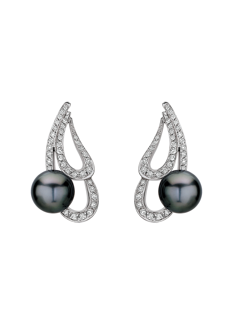 Boucles d'oreilles Folie Twist P14460
