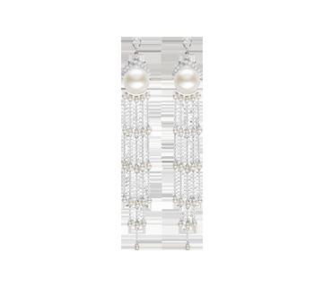 Earrings Drops of light P18004
