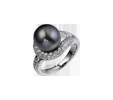 Ring Embracing beauties P24201