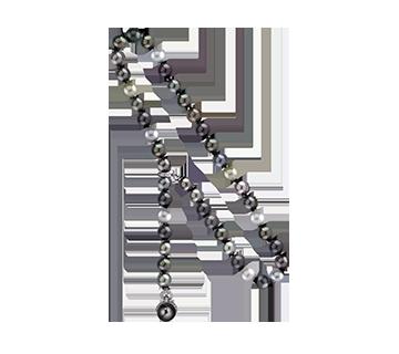 Necklace Embracing beauties P44201