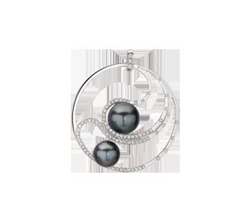 Necklace Crazy Twist P44460