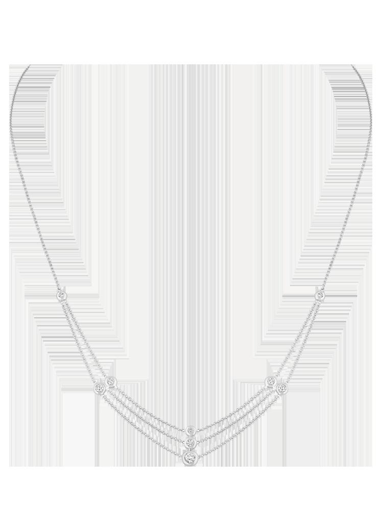 Collier Pampilles de lumière P48014