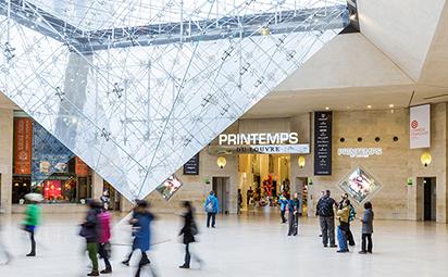 Printemps Louvre