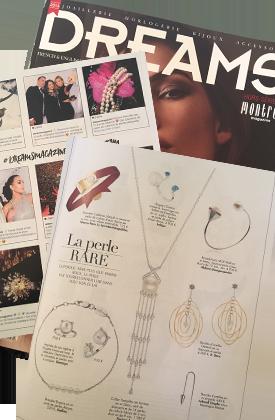 Dreams Magazine – Pacôma Paris