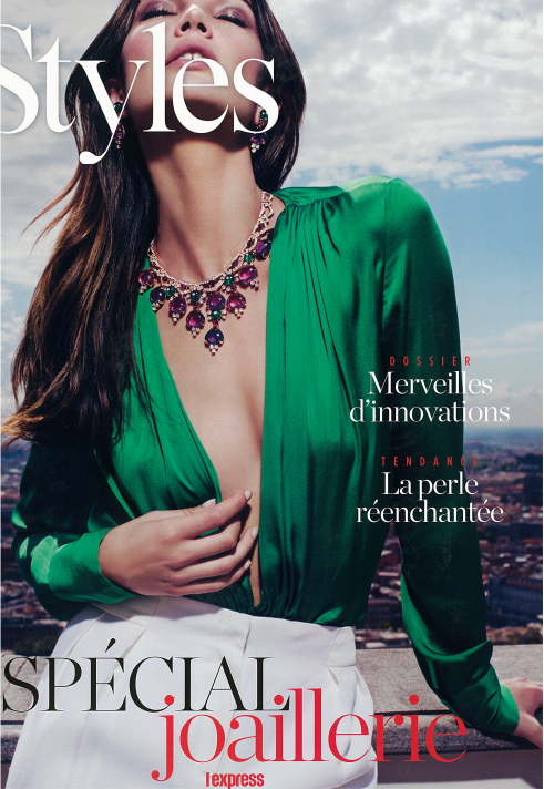 L'EXPRESS STYLES, SPECIAL JEWELRY – Pacôma Paris