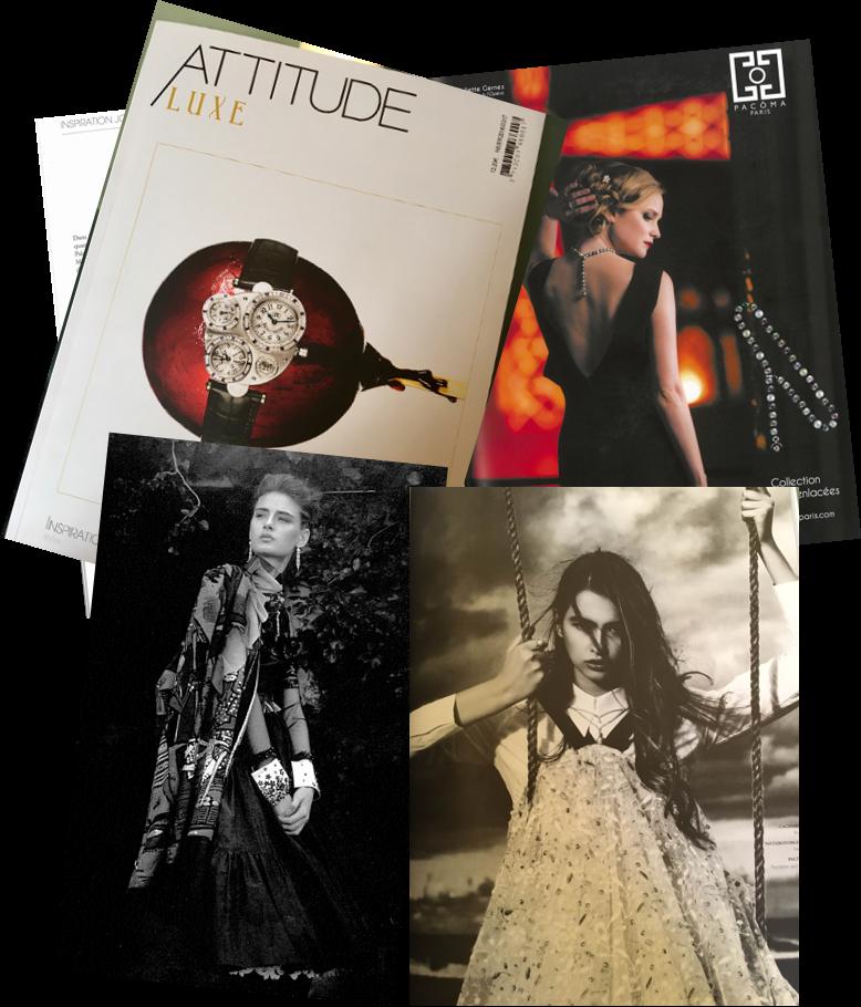 Attitude Luxe N°6 WINTER 2016/2017 – Pacôma Paris