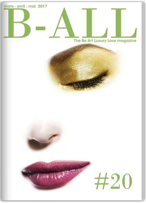B-ALL Magazine – Pacôma Paris