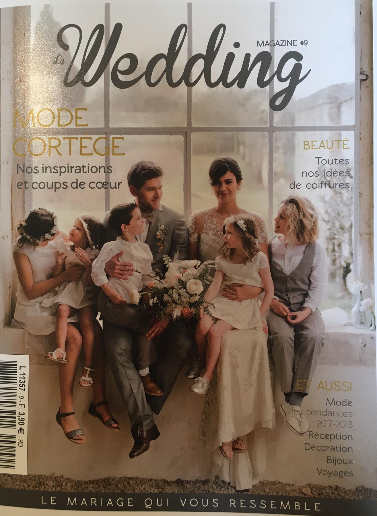 Wedding Magazine – Pacôma Paris